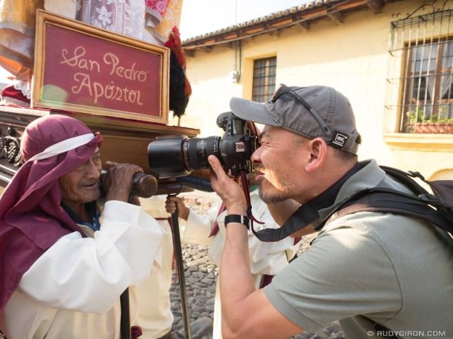 Rudy Giron: Antigua Guatemala &emdash; First Lent Photo Walk 1
