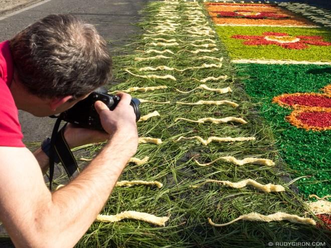Rudy Giron: Antigua Guatemala &emdash; Lenten Vistas — Carpets