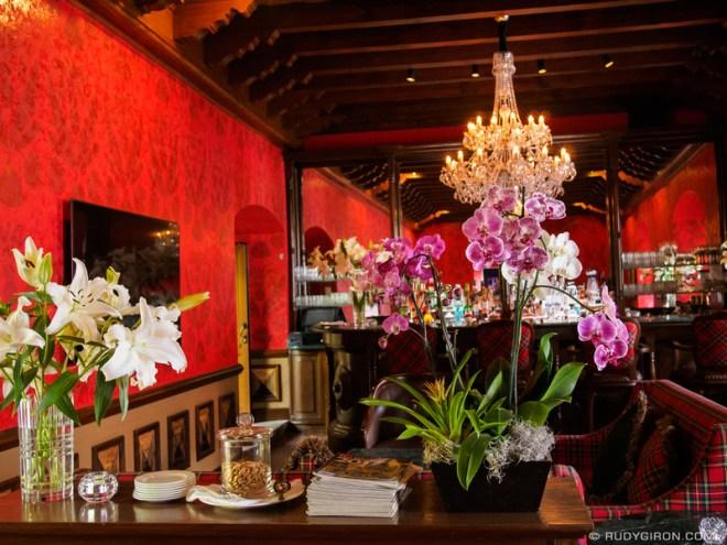 Rudy Giron: Antigua Guatemala &emdash; Colorful Bar in Antigua Guatemala