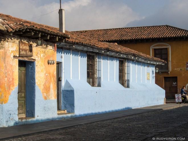 Rudy Giron: Antigua Guatemala &emdash; Colors and Textures of Antigua Guatemala