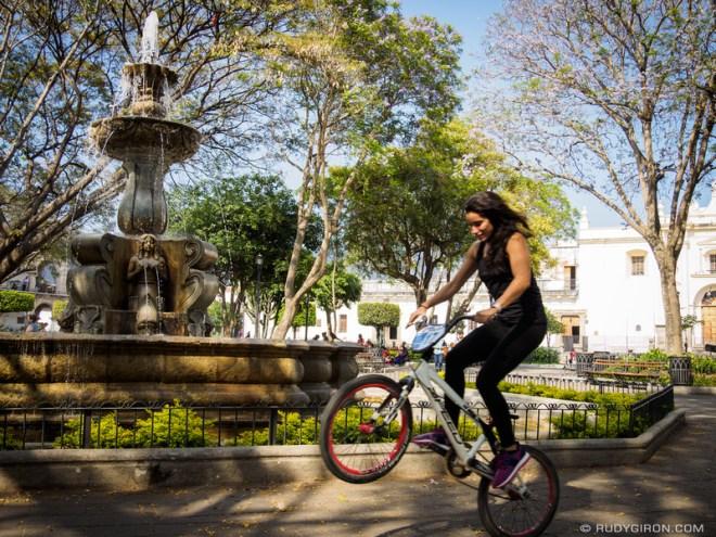 Rudy Giron: Antigua Guatemala &emdash; Creating web content in Antigua Guatemala