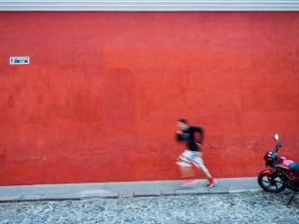 Corre Carlos Corre by Rudy Giron