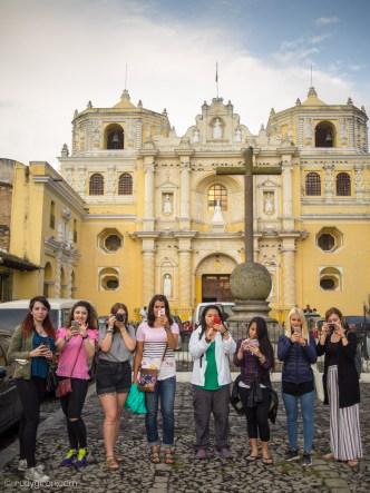 Street Photography Walks in Antigua Guatemala with Rudy Giron