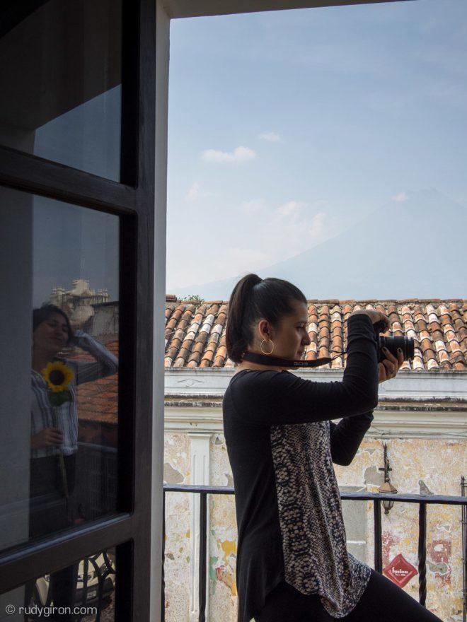 Creative Portraits in Antigua Guatemala by Rudy Giron
