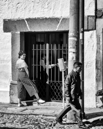 Textures from life in Antigua Guatemala by Rudy Giron