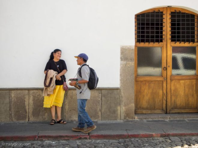 Daily life vistas from Antigua Guatemala BY RUDY GIRON