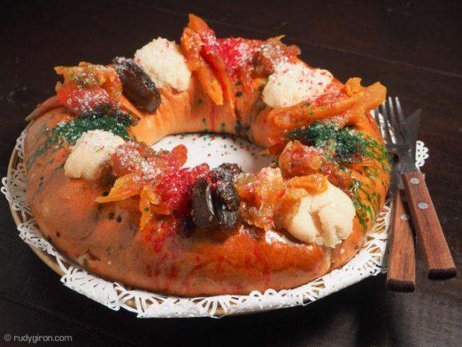 Guatemalan Rosca de Reyes BY RUDY GIRON