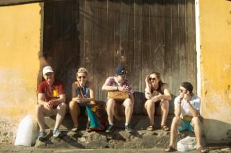 Sunshine Worshipers Gathering in Antigua Guatemala BY RUDY GIRON