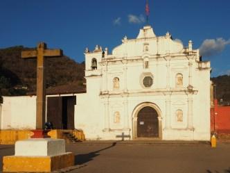Parroquia de San Cristóbal El Bajo BY RUDY GIRON