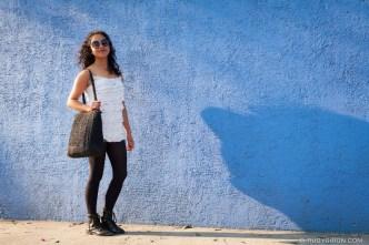 Street Portraits of Strangers — Meet Carol