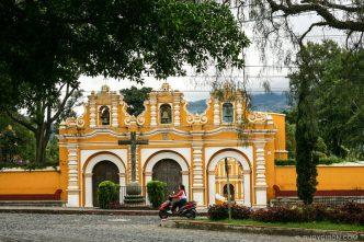 Gate of La Ermita del Calvario