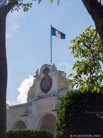 Architectonic details from Antigua Guatemala