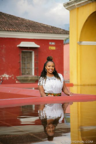 Antigua Photo Shoots - Colorful Portraits by Rudy Giron