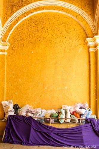 The Remains of Semana Santa
