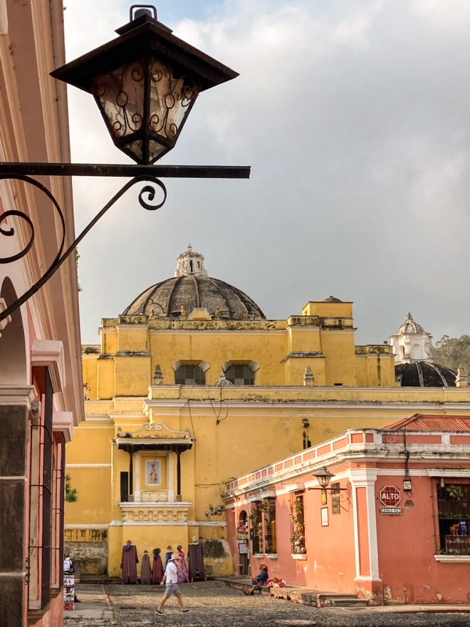 PHOTO STOCK: Antigua Guatemala's Most Popular Colors by Rudy Giron