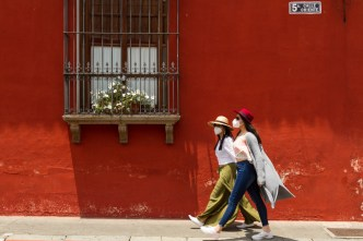 Sights of Antigua: Millennials On The Prowl by Rudy Giron