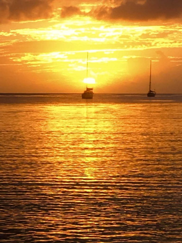 Carried Away, Boat trips, Antigua, Sunset cruise