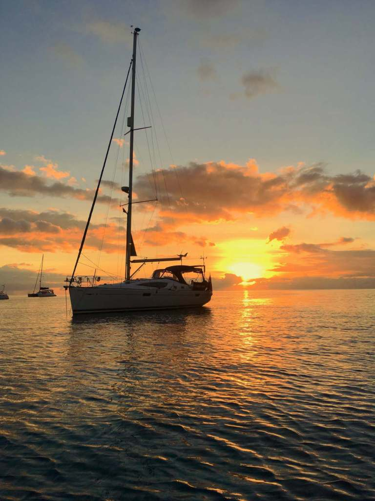 Private Yacht Charter, Sunset cruise, Caribbean, Carried Away