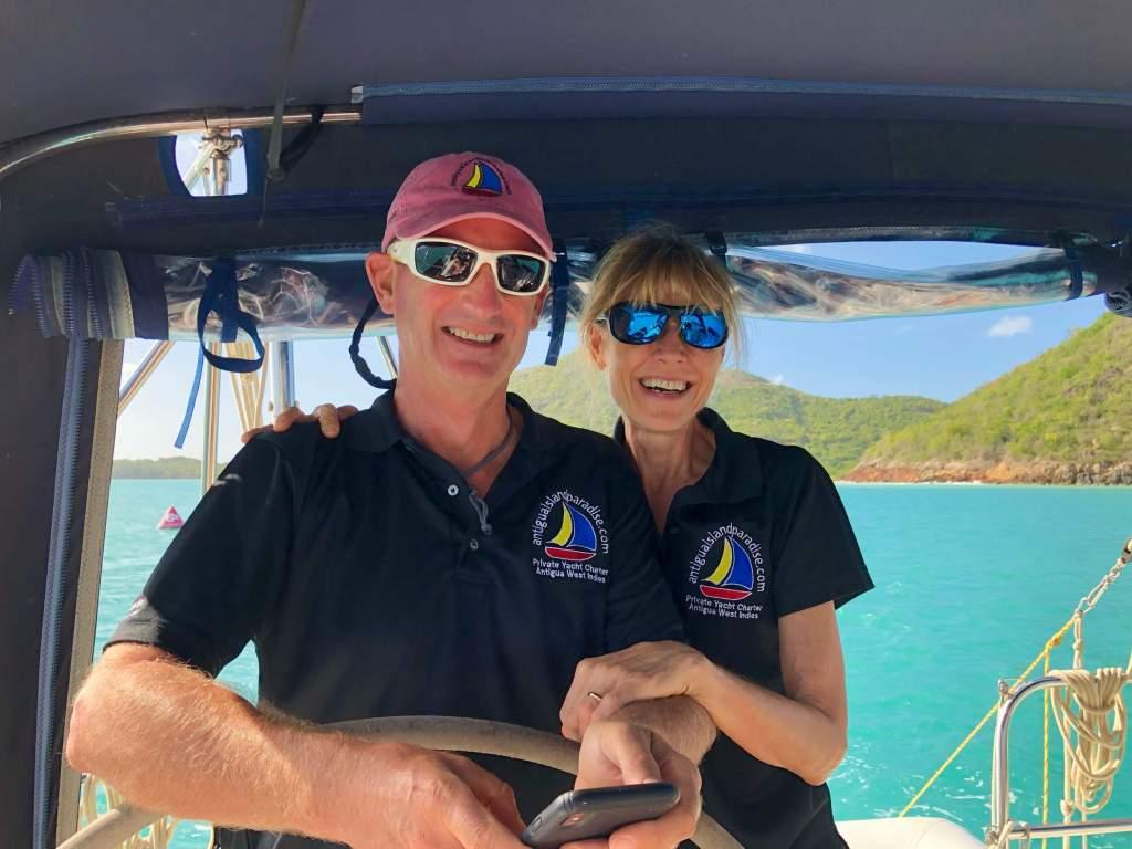 Best Snorkelling, Antigua, Carried Away