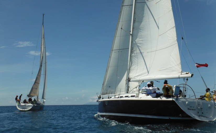 RYA Certification, Yachtmaster and Boatmaster Courses – not our average September in Antigua