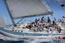Antigua Sailing Week 2012