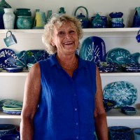INTERVIEW: Potter SARAH FULLER at her studio and her home in Antigua