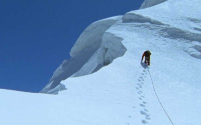 Homework: Touching the Void – Read Chapter 1