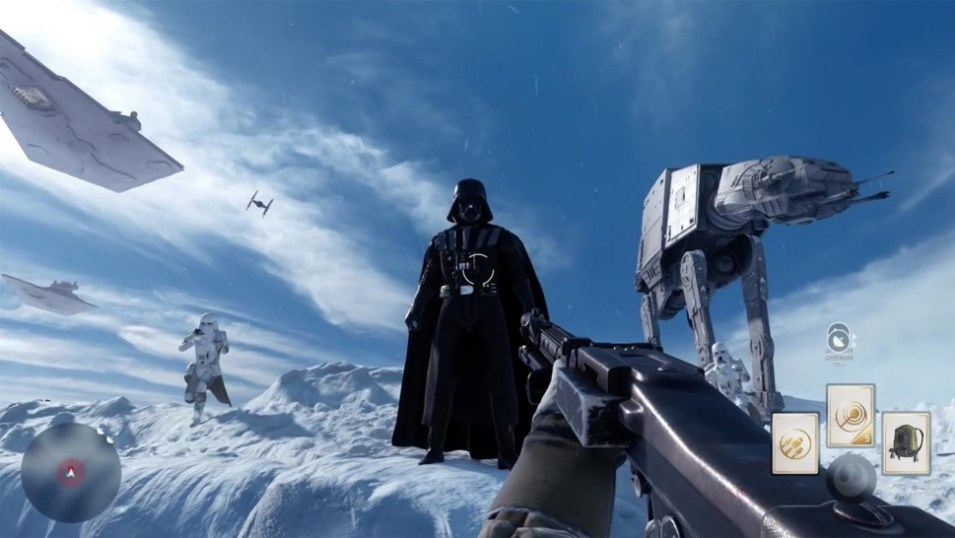 STAR WARS BATTLEFRONT Antihype 3