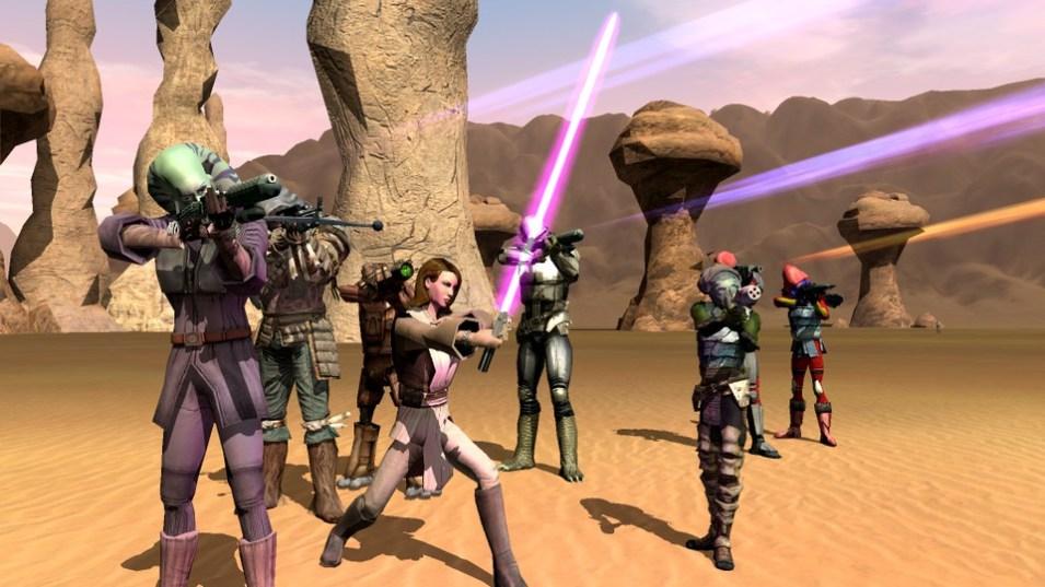 el fin del mundo star wars galaxie antihype
