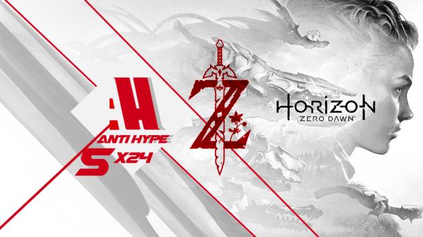 Antihype 5x24: Horizon Zero Dawn y Zelda: Breath of the Wild Preview