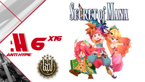 antihype 6x16: Kingdom Come: Deliverance y Secret of Mana