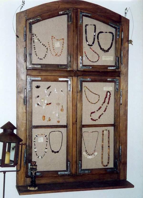 Deko-Idee für altes Holzfenster – Blog AN|NA Haus und