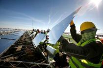 Μπορεί η 'πράσινη' οικονομία να δημιουργήσει πολλές θέσεις εργασίας ?