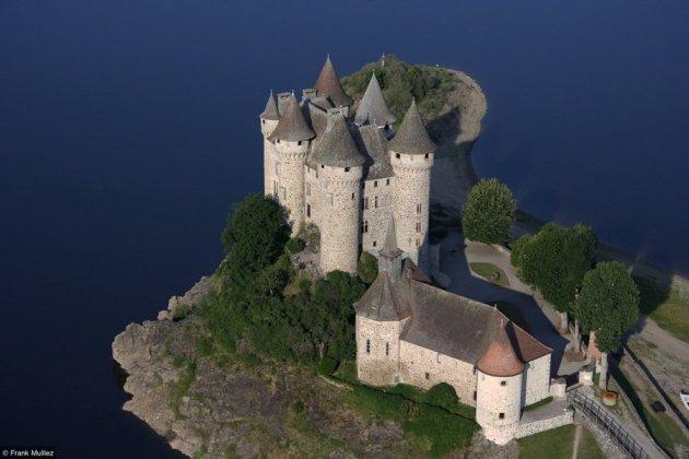 Κάστρο Val , Bort-les-Orgues