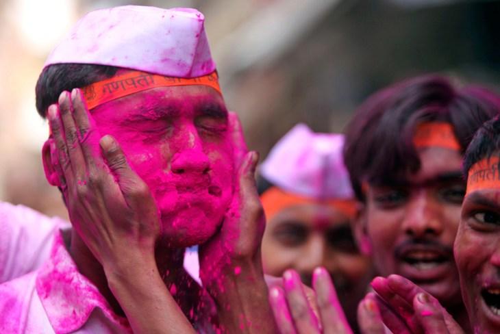Φεστιβάλ στο Τζαμού, Ινδία