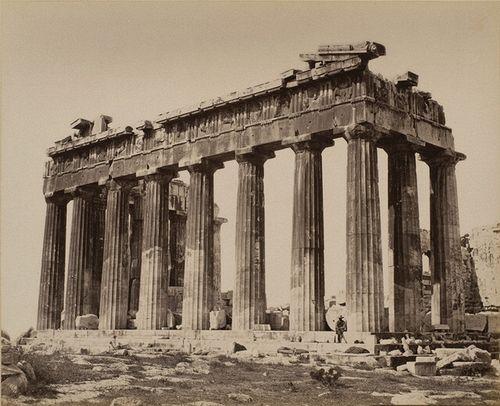 Ο Παρθενώνας - Ακρόπολις Αθηνών