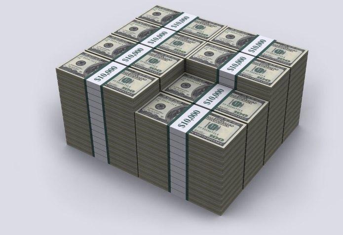 Ένα εκατομμύριο δολάρια