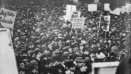 Νέα Υόρκη, Πρωτομαγιά 1912 (www.wikipedia.org)
