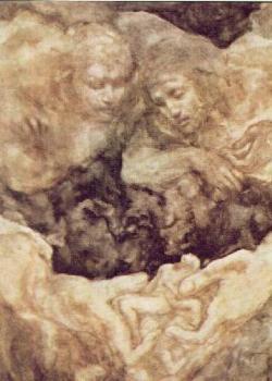 """""""Παιδιά των θεών,  Απόγονοι των πιθήκων"""" - Γκιμπράν  -1"""