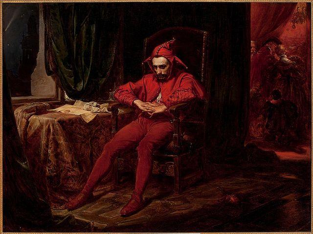 γελωτοποιός Στάντσικ -Γιαν Ματέικο- 1862