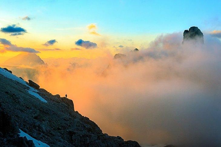 Dolomites, Ιταλία| © Francesco Vaninetti
