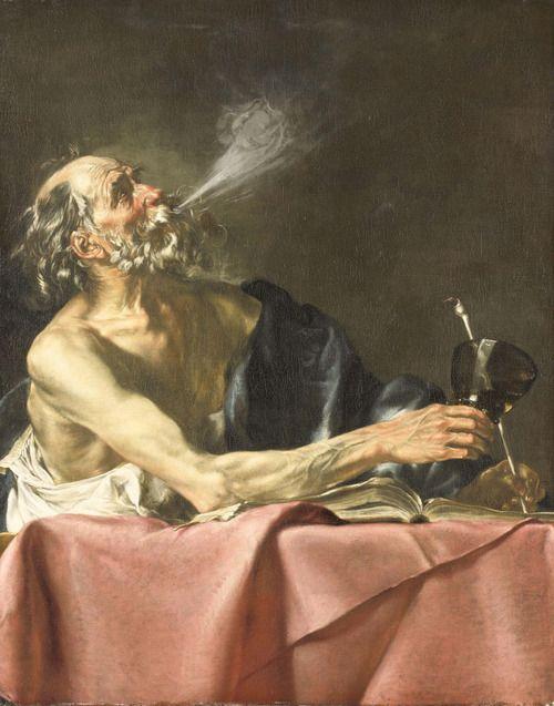 Τζουζέπε Ριμπέρα -Η αλληγορία του εφήμερου (1625)