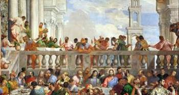 Paolo Veronese The Wedding at Cana v2