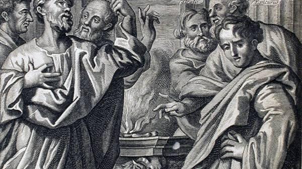 Presocratic Natural Philosophers
