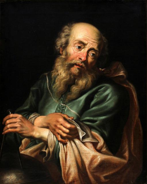 Γαλιλαίος από τον Peter Paul Rubens - 1630