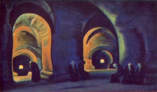Πύργος του τρόμου - Nicholas Roerich 1939