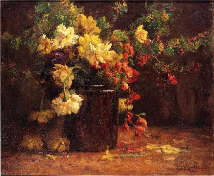 μεγαλείο του Ιούνη - Theodore Clement Steele - 1920