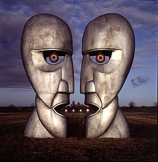 """The Division Bell"" Pink Floyd"