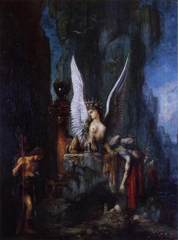 Gustave Moreau - 1888