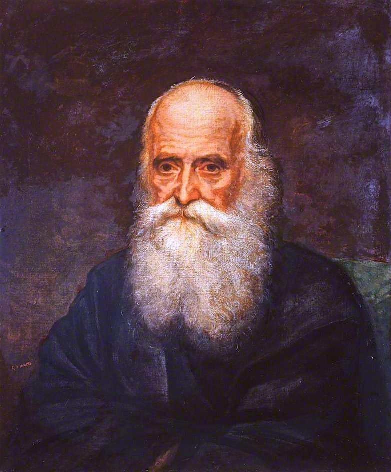 Θεόφιλος Καΐρης - George Frederic Watts - 1840